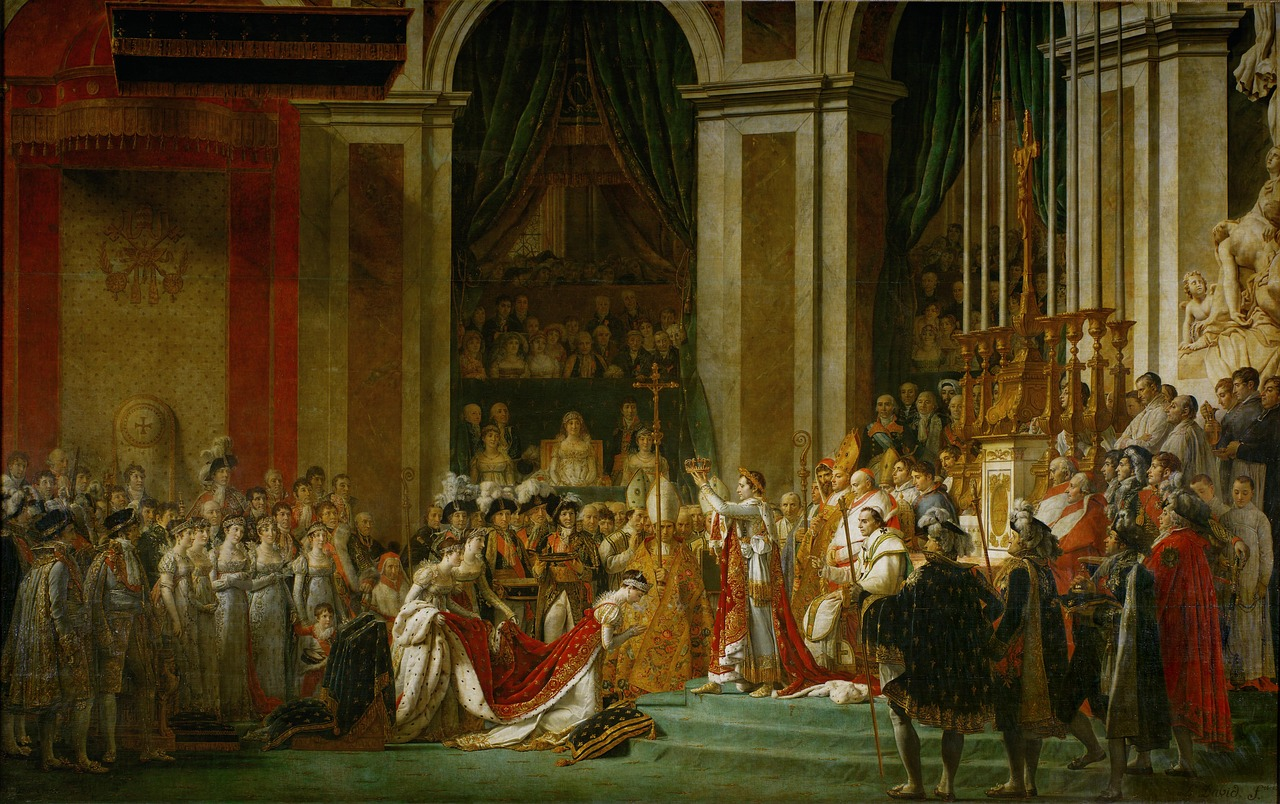 Story of Napoleon and Josephine