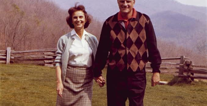 Ruth Graham: The Pillar behind the great man
